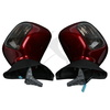 Motorcycle Mirror for Honda Goldwing GL1800 01 02 03 04 05 06 07 08 09 10 11 Smoke and Bordeaux red