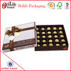 Professional cheap custom chocolate box packaging