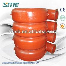 slurry pump metal volute liner & rubber cover plate liner manufacturer cn