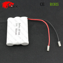 High Quality BT-446 3.6V AAA 800mAh NI-MH Battery Pack
