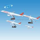 Scale 1/100 A321 Atlasjet Airline Plastic Model toy