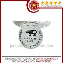 Custom Car Chorme Emblem Badge