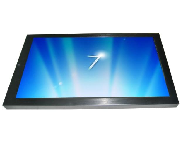 / oem odm الألومنيوم/ حالة المعادن إنتل كور i3/ i5/ i7 cpu 21.5 بوصة الكل في واحد pc الصناعية في كل جهاز كمبيوتر واحد
