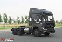 Beiben truck 6x4, 10 wheeler head tractor truck