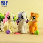 2014 wholesale pony horse plush toy