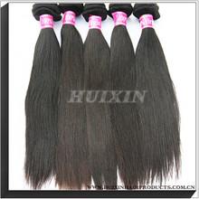 unprocessed straight hair raw wholesale virgin malaysian hair