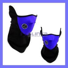 Blue Color Warm Keeping Wind Proof Face Ski Mask