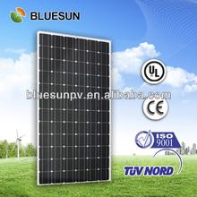 Bluesun 25 years warranty batterie pour energie solaire