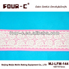 Cake border mold,cake lace silicone mat,decorating lace maker