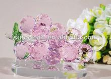 k9 alta qualidade cristal uvas