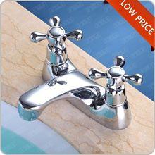 crystal faucets bathroom