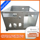 high precision customized metal sheet fabrication parts with ISO certificates