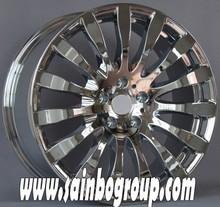 Good Quality Chrome Vacuum Plating Car Alloy Wheels