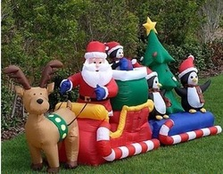 christmas 2013 new hot items gifts outdoor inflatable christmas for sale