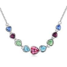 9326 noble bangkok jewellery fashion star necklace