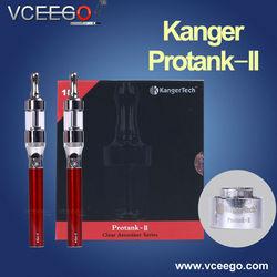 Hot selling protank 2 weed smoking vaporizer from kangertech protank 2 kanger made in china