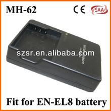 MH-62 chargeur batterie appareil photo for Nikon