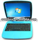 10 inch portable kids student mini laptop low price mini laptop