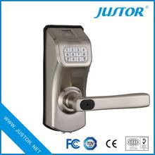 2014 HOT model fingerprint lock used for 8-12mm glass door