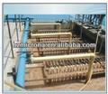 Submergé MBR membrane pour le traitement des eaux usées