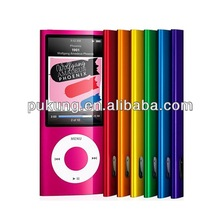 2013 Hottest Best selling Good quality new model mp4 digital player manual