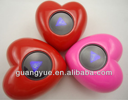 Sexi Toys 10cm heart shaped magic ball with sex position