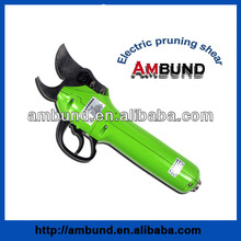 electric pruning shear/ electric pruner with tungsten steel blade