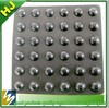 customized silicone rubber feet 3M double sides adhesive