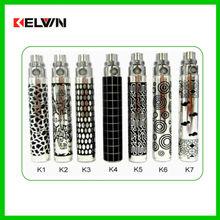 K7 Kelvin China colorful 2012 new ego twist e cigarette with big vapor