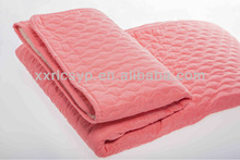 China Luxurious Quilting Heated Electric Blanket Overheat Protection Auto Shut Off 220V CE