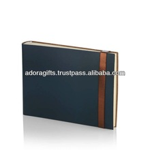 ADAPAC - 0065 custom made photo album book / 5x7 wedding leather photo album / high standard leather photo album cover