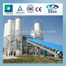 HZS90 precast concrete batching plant
