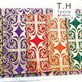 100% دبي عباية قماش بولي نمط تجار النسيج