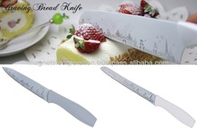 Designed Stainless Kitchen Knife with Plastic Carrying Case / Fruit Knife / Bread Knife