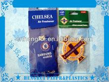 Car fragrance air freshener card/Hanging car fragrance