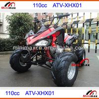 Mini Quad 110cc Kids ATV Mini Quad Mini ATV Foot Start Auto Clutch for kids ATV-XHX01