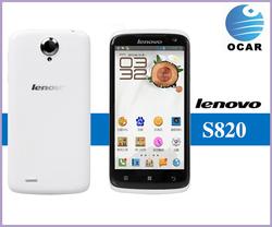 "Original Lenovo S820 MTK6589 Quad core 1G RAM+4G ROM Android 4.2 Mobile phone 4.7"" IPS HD Screen Multi Language Russian spanish"