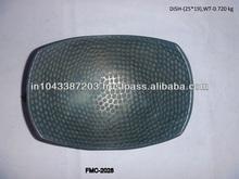 Dotted Design Dish, Aluminium Dish