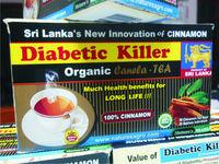 DIABETIC KILLER TEA fo DIABETIC Solution