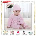 China fabricante con oeko-tex y SA8000 ropa del bebé del invierno