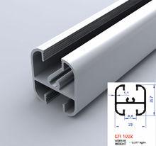 aluminium profile for Sliding Cover Serials