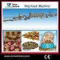 Seco, animales domésticos de alimentos. Máquina de snacks