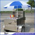 2014 venda quente!! Potável jx-hs120d café snack trailer