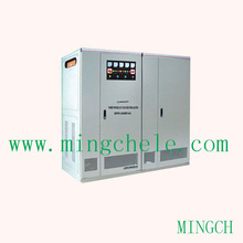 three phases full auto electron voltage regulator(SPR-500KVA)