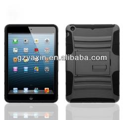 For apple ipad mini bumper case,New design dustproof covers for ipad mini /for ipad mini plastic covers