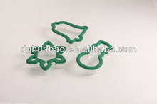 different shape high quality plastic cookie cutters