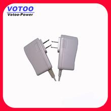 2013 High quality! uk us eu wall switch mode power supply ac dc power adapter 5v 12v