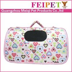Best sale pet carrier bag,lovable outdoor dog carrier
