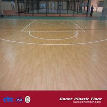 Wooden Basketball 4.5mm Floor