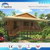 light steel framing house wooden house